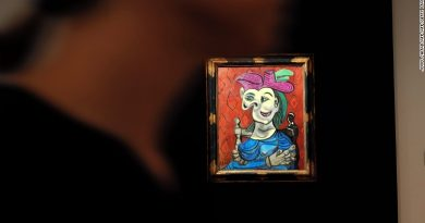 Picasso painting stolen by Nazis sells for $45 million