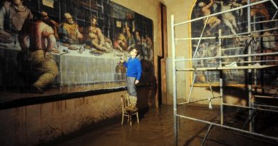 How The Getty Singlehandedly Built A New Generation Of Art Conservators