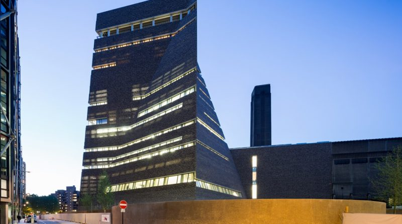 People Who Own Apartments Across From The Tate Modern's Expansion Are Taking The Museum To Court