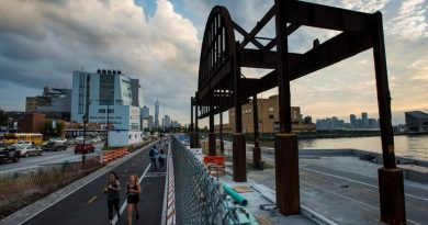 Whitney Museum Has Plans For A Major Hudson River Project
