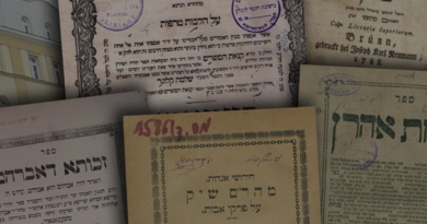 The Mystery Behind The Lost Books Of A Cherished Lublin Yeshiva