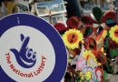 UK National Lottery Sales Have Plummeted. Lottery Officials Warn Of Big Cuts In Arts Funding