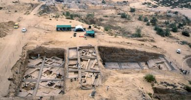 An Ancient Canaanite Treasure in Gaza Was Leveled to the Ground by Hamas