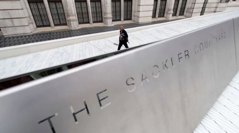 The Sackler Family – The Ones Who Gave Us OxyContin – Are Targets Of Protest At The Met
