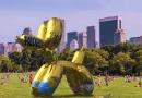 Artist Graffiti's Jeff Koons Work – In Augmented Reality
