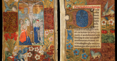 Protecting Rare Books And Manuscripts From Climate Change