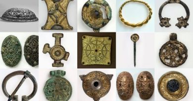 Viking loot plundered: Irish help sought in tracing artefacts