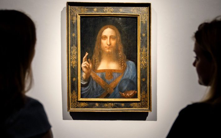 What's The Behind-The-Scenes Story On The Da Vinci Painting Restoration And Its Cancelled Showing?