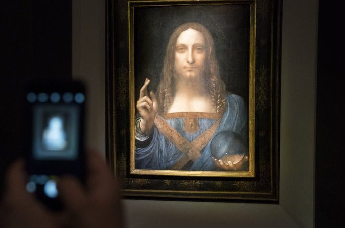 $450 Million – Leonardo's 'Salvator Mundi' Is Now The Most Expensive Artwork In History