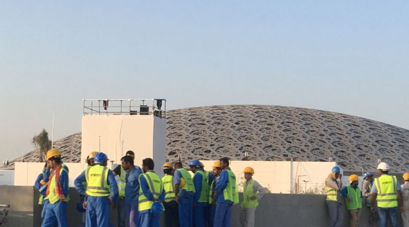 Two Journalists Covering Louvre Abu Dhabi Arrested And Held For Two Days Over Their Coverage