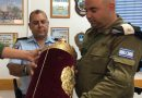 Palestinian police help recover Torah scrolls stolen from Israeli shul