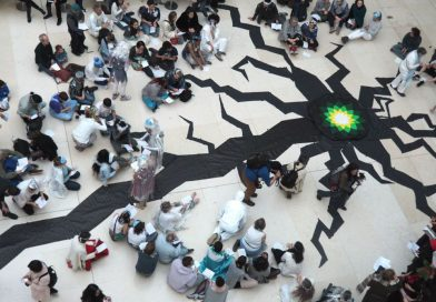 Campaigners protest against BP sponsorship of British Museum