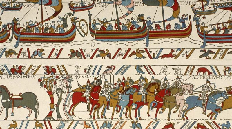 Bayeux Tapestry To Be Displayed In Britain For First Time In 950 Years