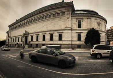 Is The Renovation Of The Old Corcoran Gallery Literally Making The Students There Sick?
