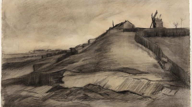 New Vincent Van Gogh Drawing Discovered, Another Authenticated
