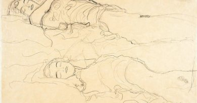 Lost Klimt Drawing Turns Up In Dead Museum Staffer's Closet