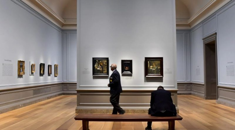 Guards At DC's National Gallery Of Art Complain Of Years Of Hostile Working Environment