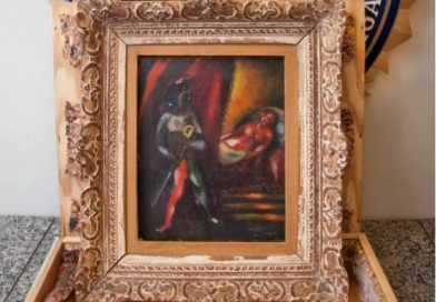 FBI Recovers Stolen Chagall Painting Missing For 30 Years