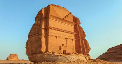 Details Of Saudi Arabia's $20 Billion Answer To Petra Revealed