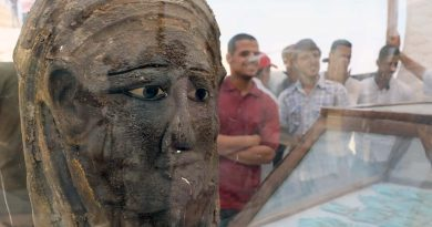 Secrets Of The Mummies: 2,500-Year-Old Embalming Workshop Discovered In Egypt