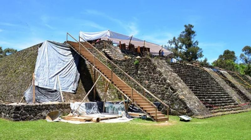 Archaeologists Discover Temple Below Another Aztec Temple After Earthquake In Mexico