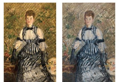 Guggenheim Reveals Newly-Cleaned Manet And Surprise… Different Colors