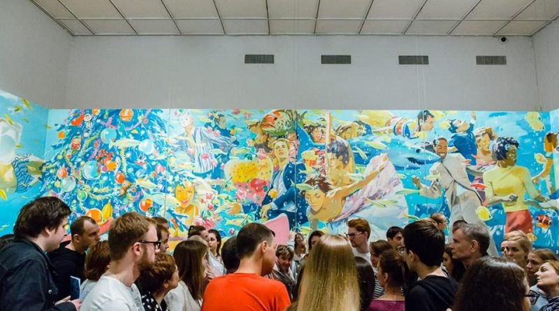 Moscow's Tretyakov Gallery Tries To Ban Visitors From Discussing The Art