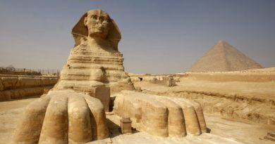 Here Are The World Heritage Sites Threatened By Climate Change