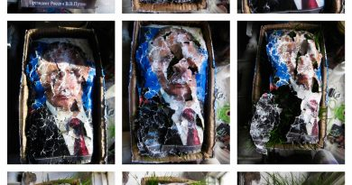 Russian Court Orders Artwork Depicting Putin Destroyed