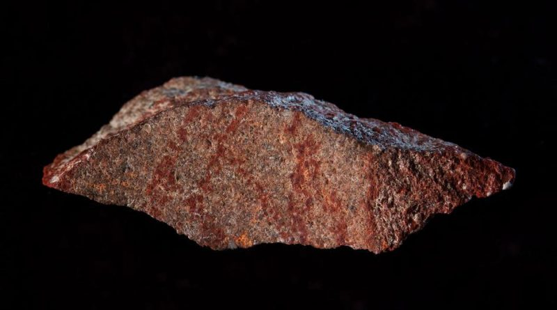 73,000-Year-Old Drawing, World's Oldest, Found In South Africa