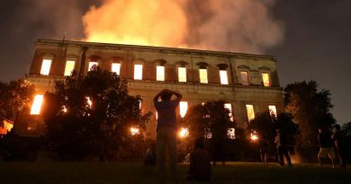 Perhaps The Brazilian National Museum Can Be Rebuilt – But Should It Be?