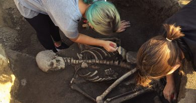 When is it OK For Archaeologists to Dig Up the Dead?