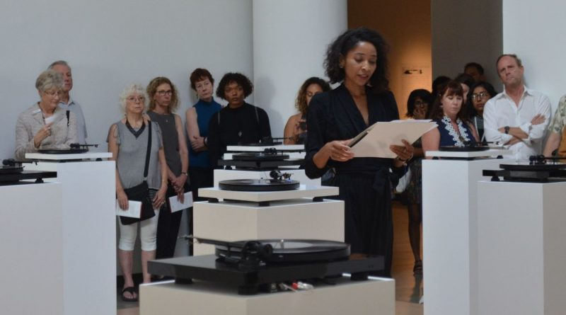 Artist Silences Her Show In Reaction To Firing Of Museum Director