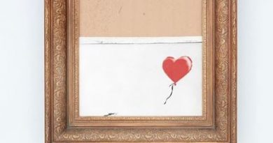 That Shredded Banksy Will Rotate Through Galleries In A German Museum