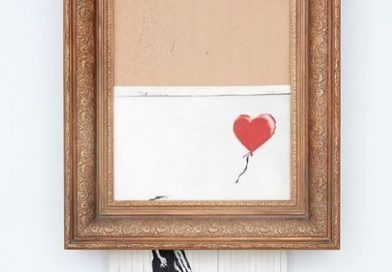 The Banksy Aesthetic (And How The Sotheby's Stunt Fits)