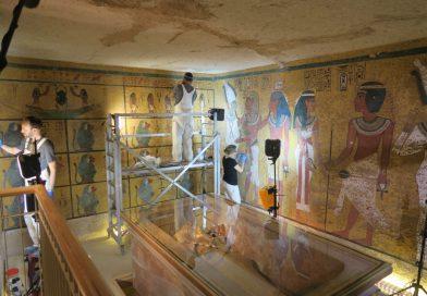 Ten-Year Restoration Of Tutankhamen's Tomb Is Finally Complete