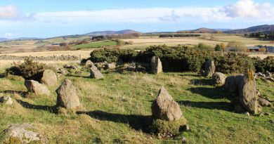 Millennia-Old Stone Circle In Scotland Turns Out To Be About 24 Years Old