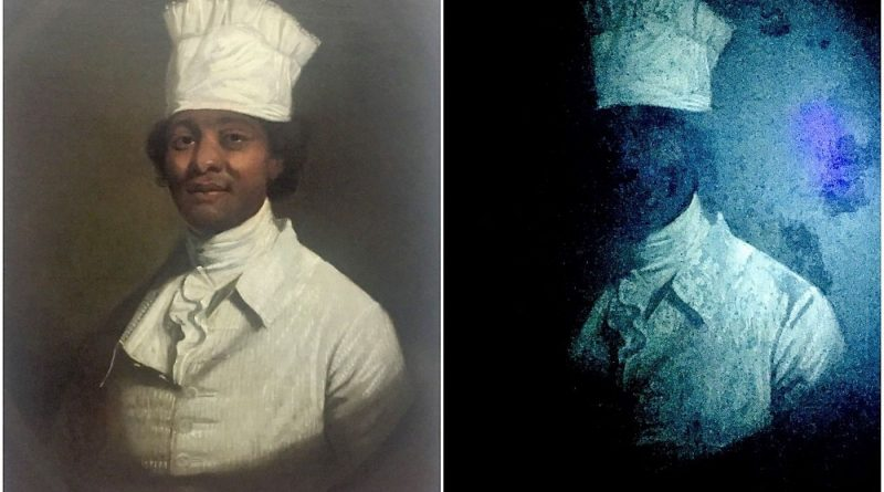 Two Centuries Of Incorrect Labeling Made Us Think Gilbert Stuart Painted A Portrait Of George Washington's Enslaved Chef