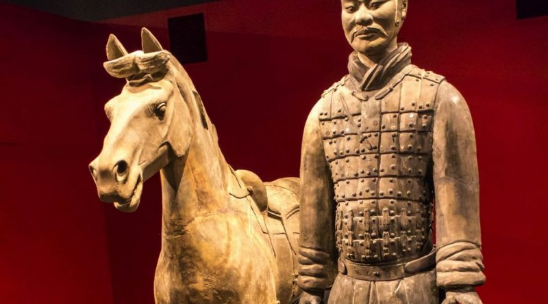 That Drunk Guy Who Broke A Thumb Off An Ancient Chinese Terra Cotta Warrior? His Trial Got Really Weird
