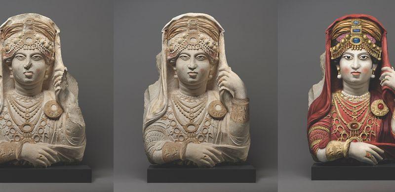 Palmyra Bust