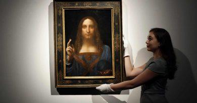 Where Is The Missing Leonardo?