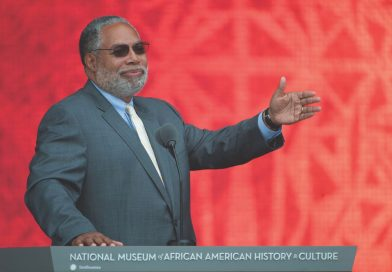 Interview | Lonnie Bunch on founding the Smithsonian's African American history museum and drawing inspiration from Lincoln