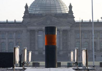 Art activists anger Holocaust survivors with Berlin monument containing ashes