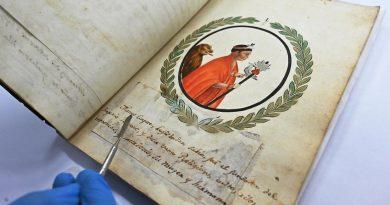 Peru recovers priceless Inca manuscript stolen during occupation