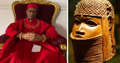 'We want to be part of the solution': UK museum says it is open to discussing fate of Benin bronze after prince demands its return