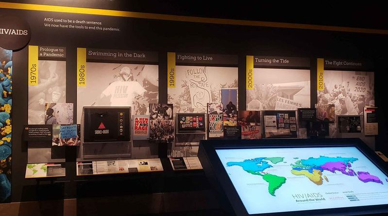 How The Smithsonian's Natural History Museum Is Helping The Public Understand Pandemics